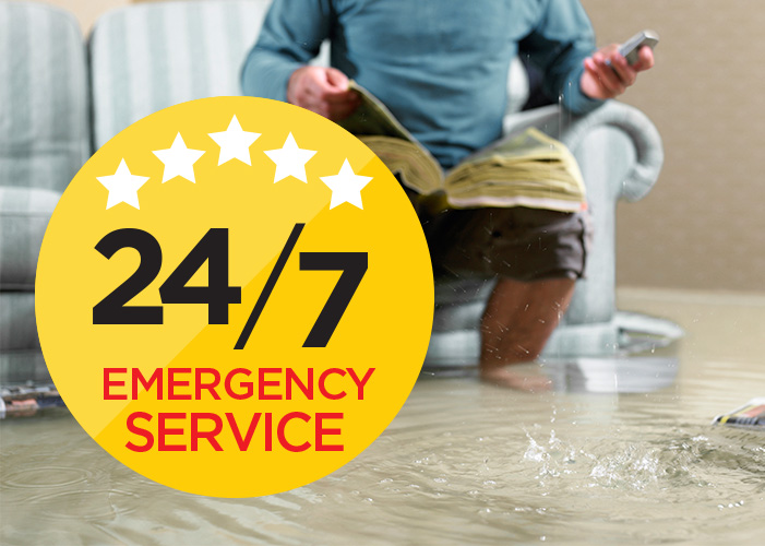 Emergency Plumbing Services : First response plumbing sewer and drain services inc.residential